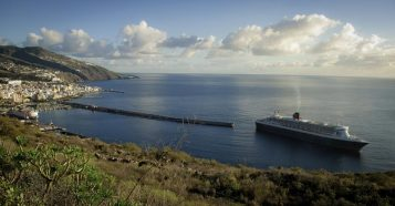 Cruceristas en La Palma - Yeray González