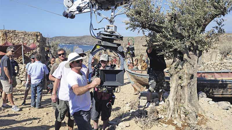 Turismo cinematográfico en Canarias - Yeray González