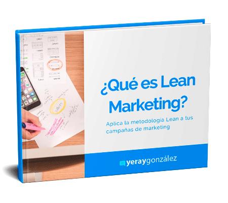 Libro Lean Marketing - Yeray Gonzalez